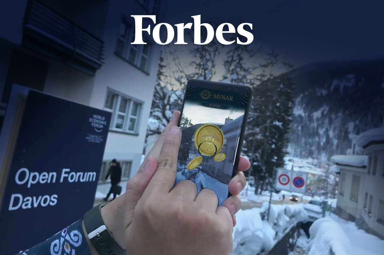 Augmented Reality & Co  – FORBES COM : WIR DISTRIBUTES